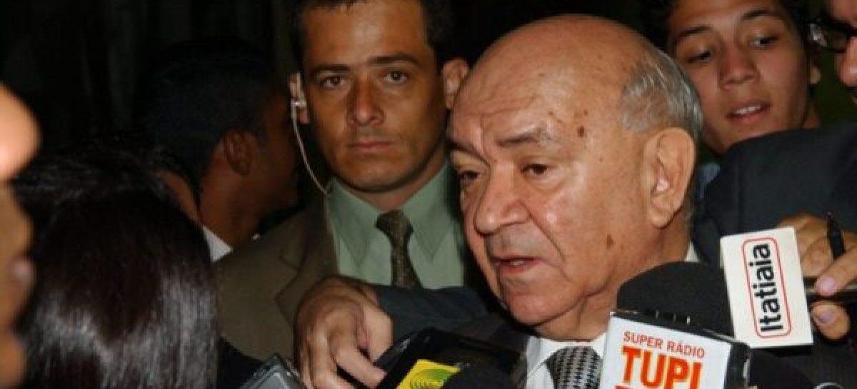Morre o ex-presidente da Câmara dos Deputados, Severino Cavalcanti