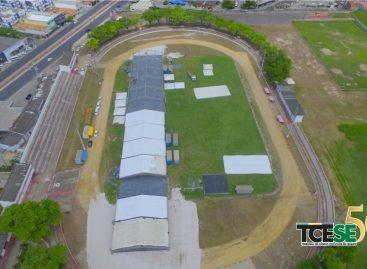 Ação do TCE impediu pagamento a empresa que montou Hospital de Campanha de Aracaju