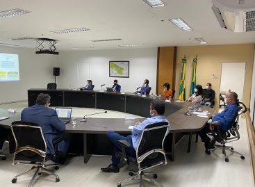 Belivaldo se reúne com comitê gestor para tratar da retomada da economia