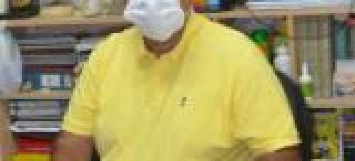 "Ronildo Almeida: ""O que efetivamente o empresariado sergipano tem feito para controlar a pandemia do coronavírus?"""