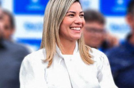 Prefeita de Lagarto informa que testou positivo para a Covid-19 pela segunda vez