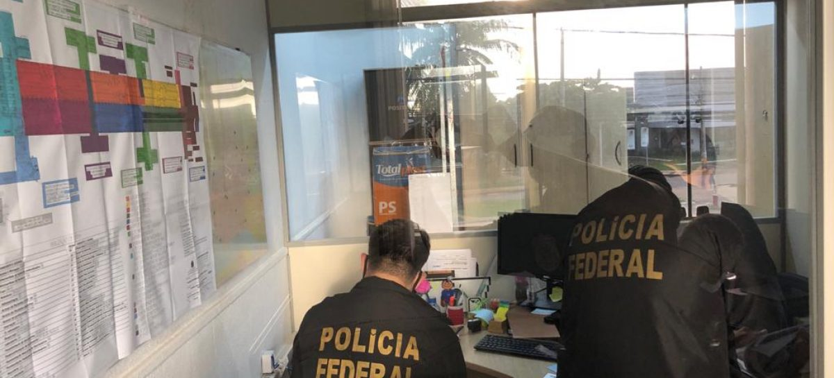 Hospital de Campanha de Aracaju: Polícia Federal cumpre 9 mandados de busca e apreensão