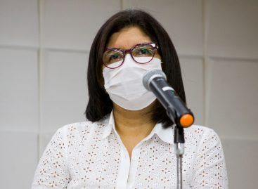 Secretária da Saúde alerta sobre números da pandemia na região metropolitana de Aracaju e Itabaiana