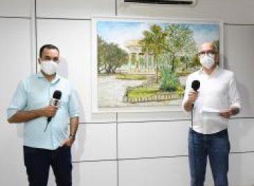 Edvaldo: contratação e montagem do HCamp foram feitas com lisura