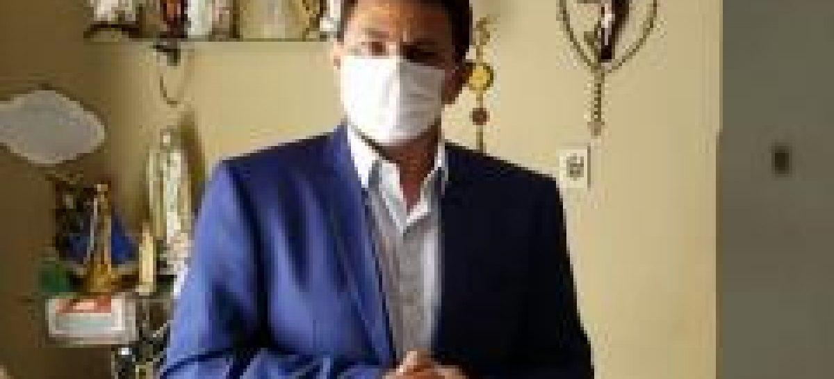 Covid-19: prefeito de Itabaiana anuncia gratificação para servidores da saúde