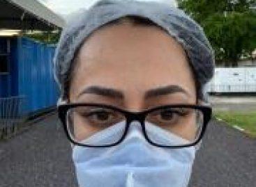 Covid19: a rotina de uma farmacêutica no Hospital de Campanha em Aracaju