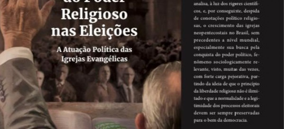 Promotor de Justiça Peterson Almeida Barbosa estará lançando seu livro