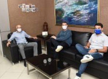 Prefeitura de Aracaju renova convênio com os clubes Sergipe e Confiança