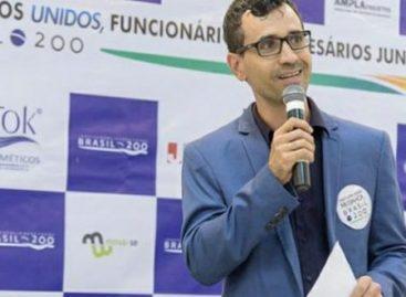 Presidente Bolsonaro terá candidato a prefeito de Aracaju, diz Lúcio Flávio, do Brasil 200