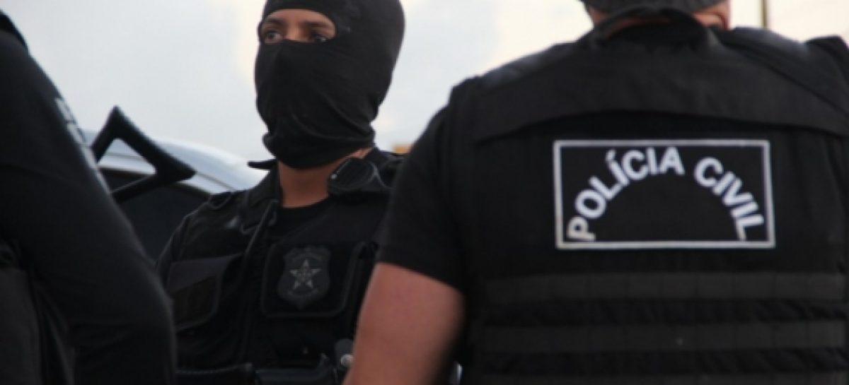 Sete pessoas são presas em Estância suspeitas de tráfico
