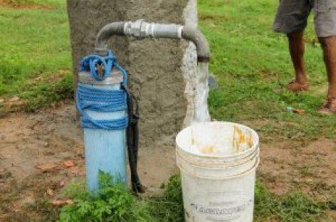 Cohidro instala novo sistema de abastecimento de água em Pinhão