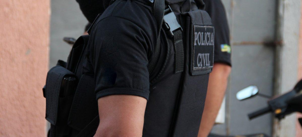 Polícia Civil de Maruim prende suspeito de furto qualificado com prejuízo de R$ 84 mil