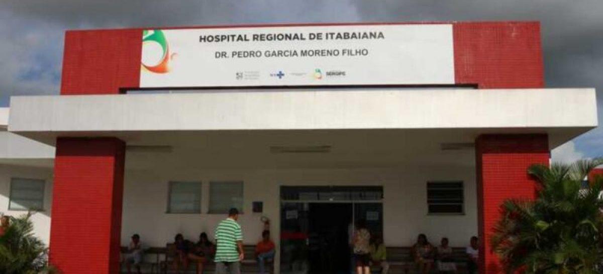 Deputado propõe ampliação de leitos para o Hospital Regional de Itabaiana