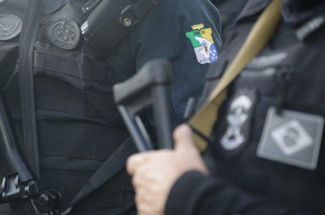 Operação prende 11 traficantes em Porto da Folha