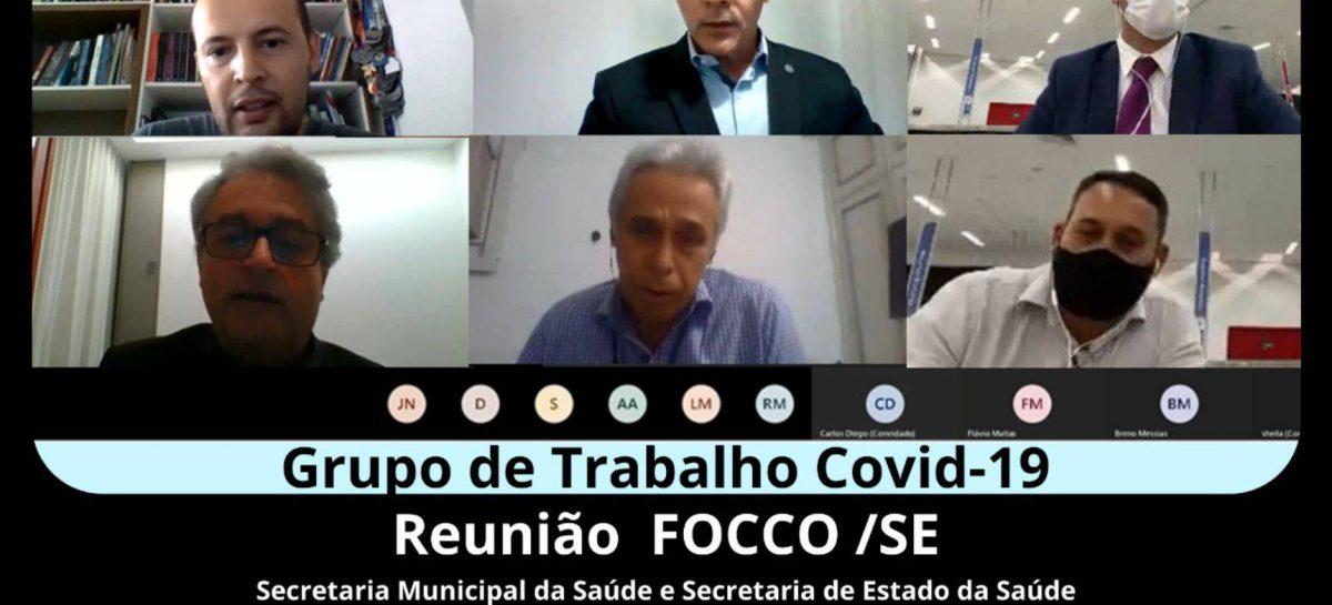 FOCCO/SE discute disponibilização das informações nos portais da transparência