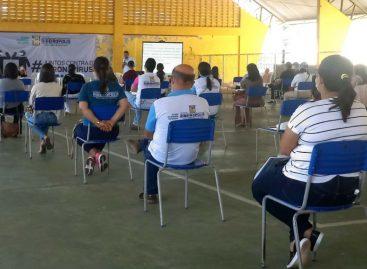 Prefeitura de Ribeirópolis, FACSaúde e FAMES realizam Curso de Capacitação