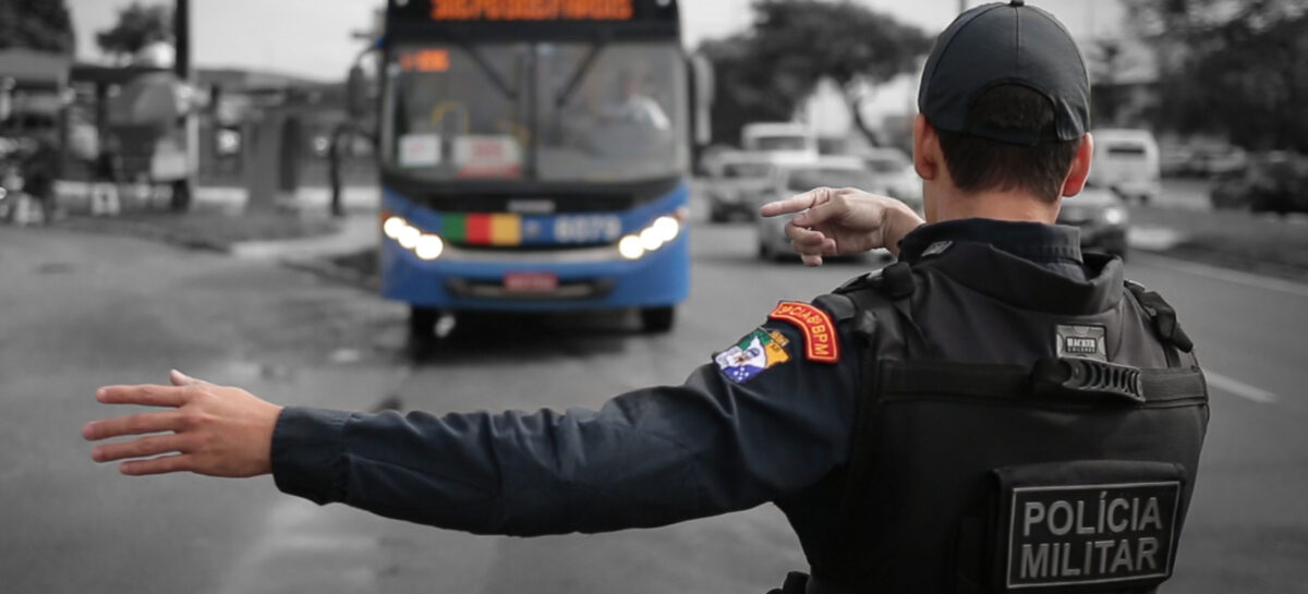 Levantamento reforça nova redução dos casos de roubos a ônibus na Grande Aracaju