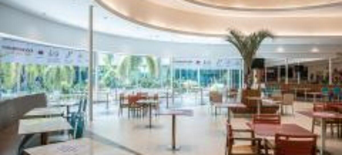 Praças de Alimentação e restaurantes dos shoppings retomam o funcionamento