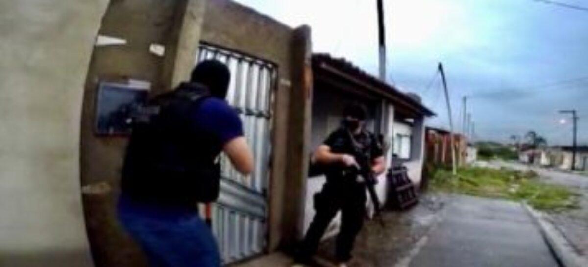 Operação prende quatro pessoas por tráfico de drogas em Lagarto