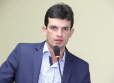 Bancada do MDB na Câmara de São Cristóvão indica Paulo Junior para vice de Marcos Santana