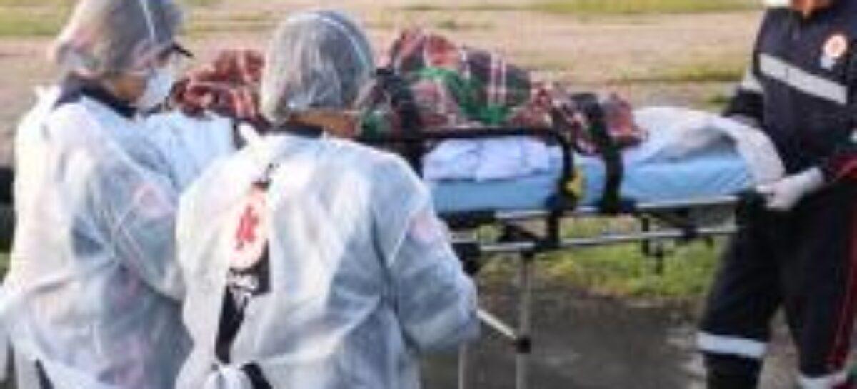 Samu realizou mais de 15 mil atendimentos durante a pandemia