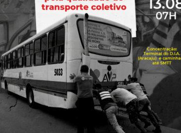 Nos Ônibus: protesto vai cobrar higienização e proteção contra Covid-19