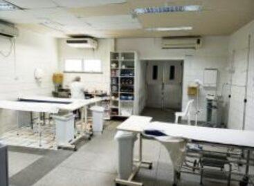 Huse  aumenta capacidade da sala de sutura com ampliação