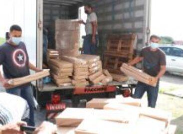 Huse recebe doação de mais de 65 mil equipamentos de proteção do Hospital Albert Einstein