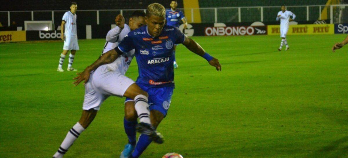 Figueirense e Confiança ficam no empate na 6ª rodada da Série B