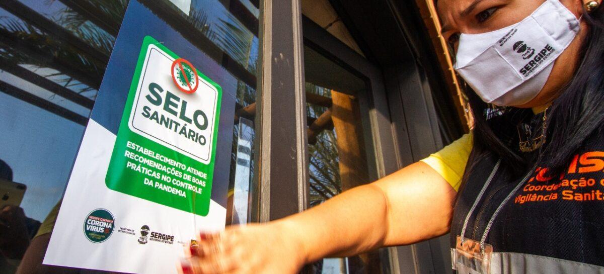 Restaurantes de Aracaju recebem Selo Sanitário que atesta boas práticas