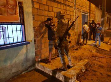 Ação conjunta da PM e PC fecha prostíbulo e apreende drogas em Ribeirópolis
