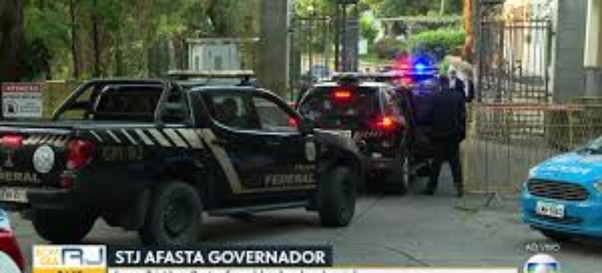STJ afasta Witzel do cargo e tenta prender Pastor Everaldo