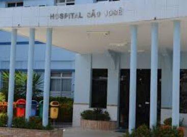 Hospital São José recebe respiradores do Papa Francisco
