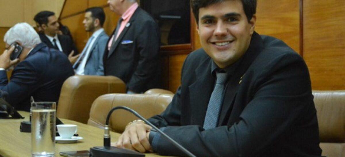 TSE absolve Talysson de Valmir da cassação do mandato