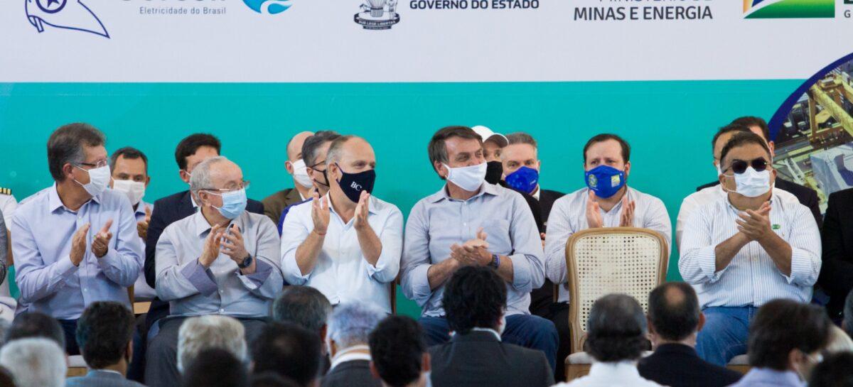 """""""Sergipe dá um importante passo para se consolidar como a nova estrela do gás"""", diz Belivaldo"""