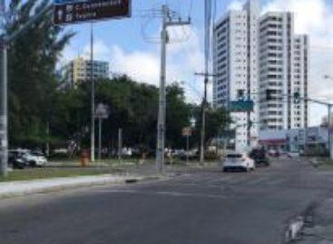 Trânsito ficará em meia pista em novo trecho da Adélia Franco a partir de segunda, 24