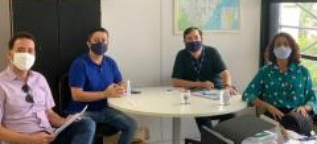 Diretoria da Abrape Sergipe se reúne com representantes do Comitê Gestor