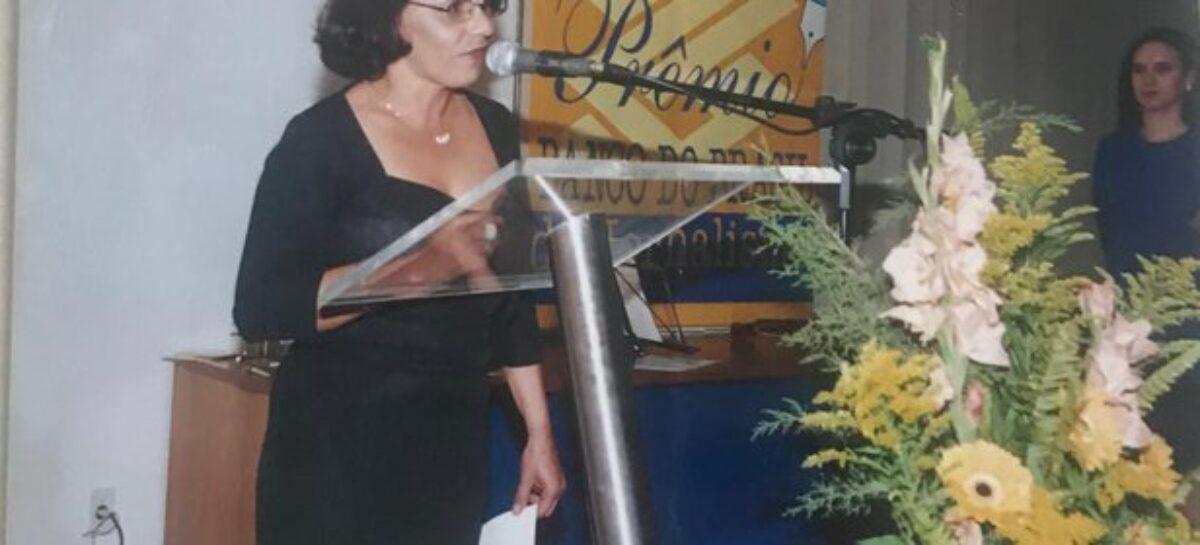 Morre em Aracaju a jornalista Delma Maria, aos 57 anos