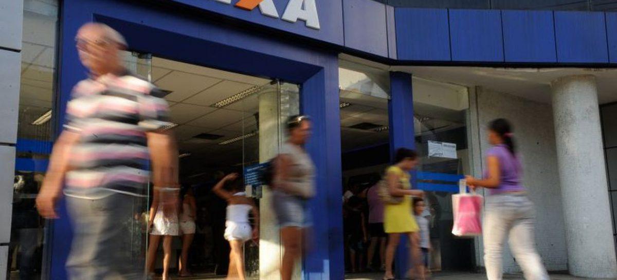 Caixa inicia na próxima segunda-feira crédito do saque emergencial do FGTS