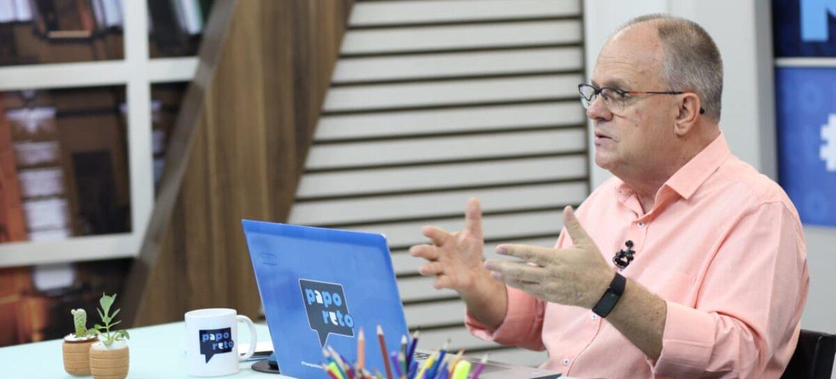 Belivaldo participa de evento para discutir alfabetização em regime de colaboração com municípios