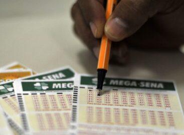 Mega-Sena sorteia neste sábado o prêmio acumulado de R$ 36 milhões