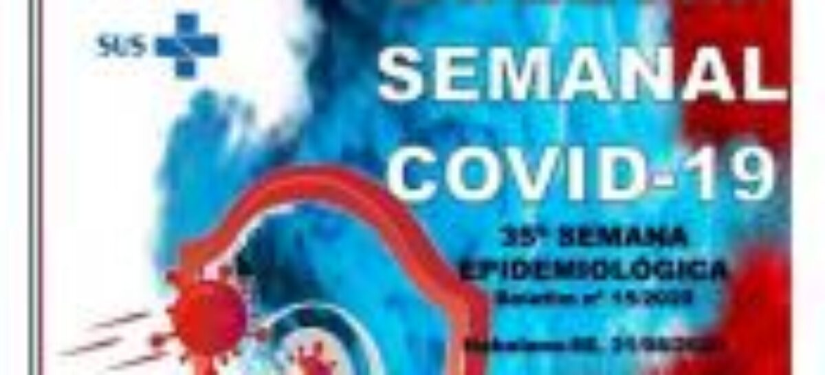 Com 95,31% de curados, Itabaiana tem queda de 41% em casos da Covid-19, aponta boletim da UFS