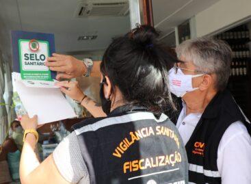 Vigilância Sanitária estadual intensifica fiscalização no interior do Estado