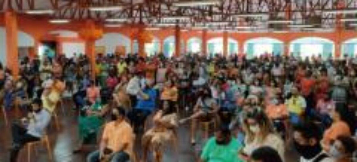 MDB de Laranjeiras confirma Juca candidato a prefeito e Jânio a vice