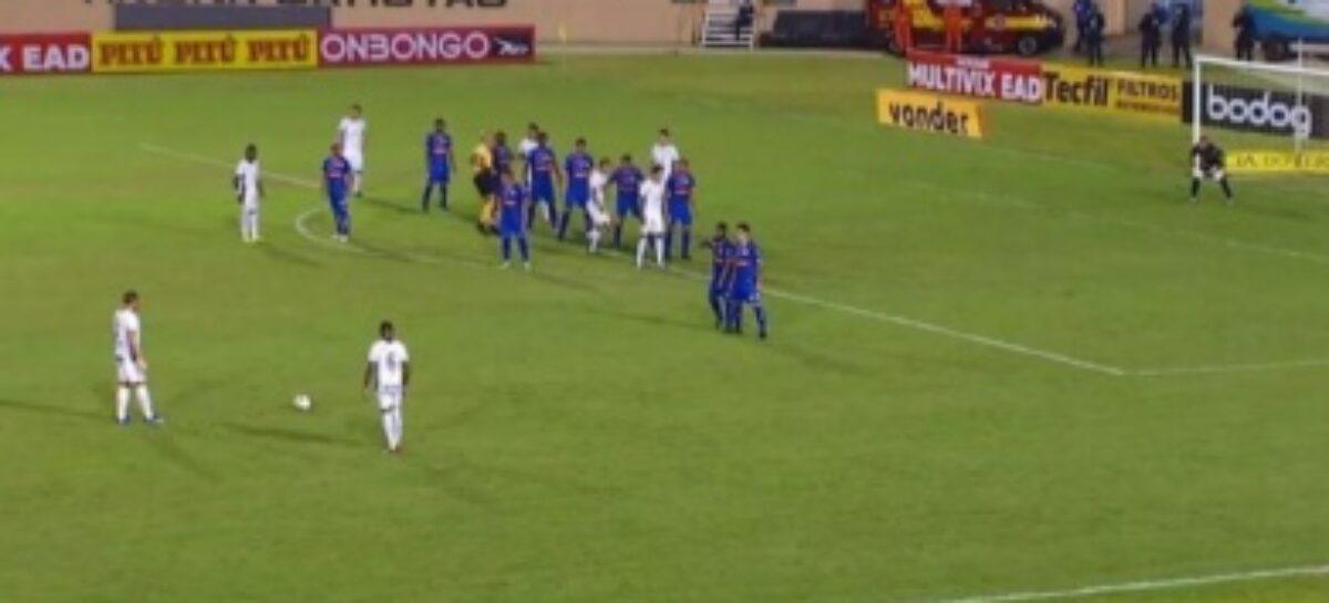 Confiança e Avaí ficam no empate na 3ª rodada da Série B