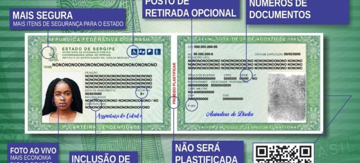 Carteira de Identidade: Instituto de Identificação retoma atendimento presencial