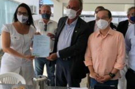 Danielle Garcia ouve demandas do Sindjor e CRECI