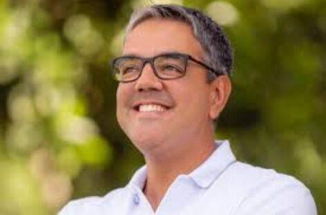 Sérgio Reis não disputa mais prefeitura de Lagarto e anuncia seu irmão, Fábio Reis, como candidato