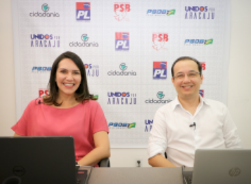 Cidadania confirma candidatura de Danielle Garcia a prefeita de Aracaju