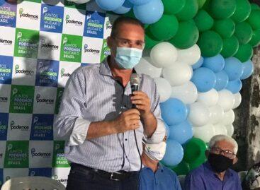 Podemos lança 36 pré-candidatos a vereadores em Aracaju